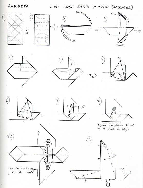 Origami Instructions For Kids Printable Free.